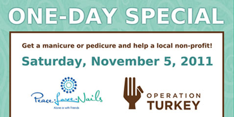 Operation Turkey flyer